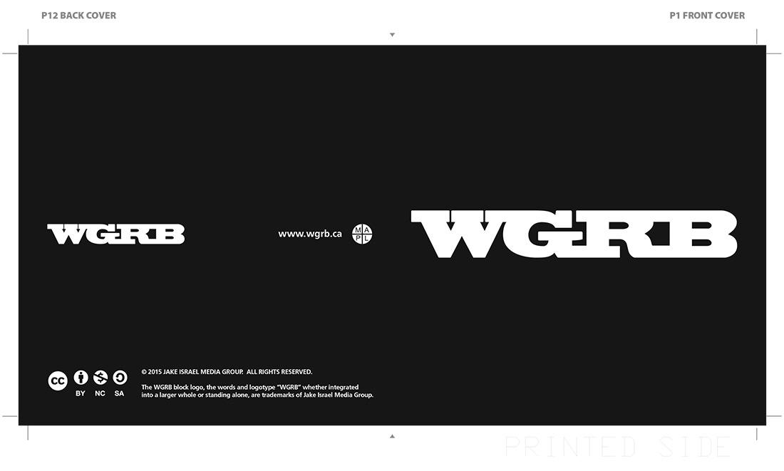 WGRB - CD Insert 01