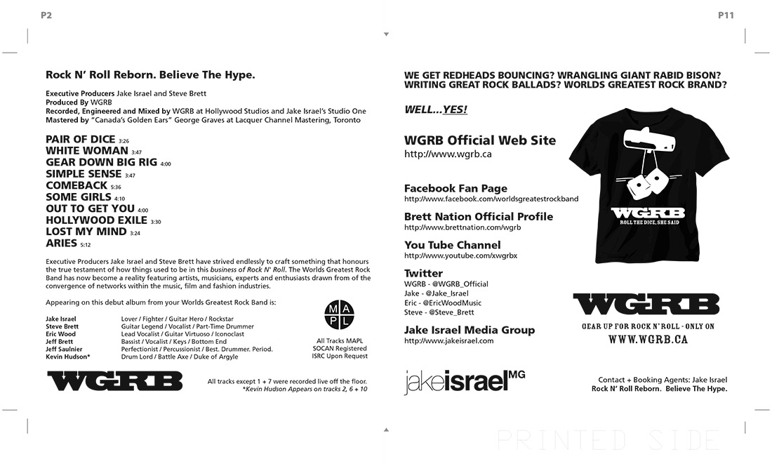 WGRB - CD Insert 02
